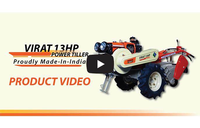 VIRAT 13HP video